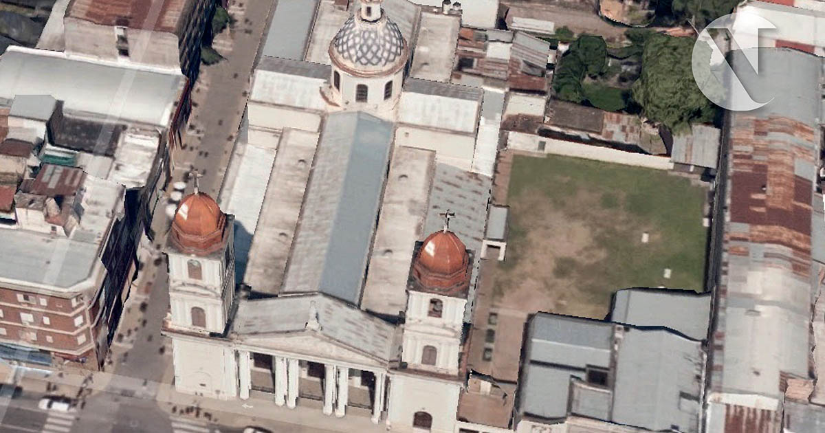 test iglesia desde google earth