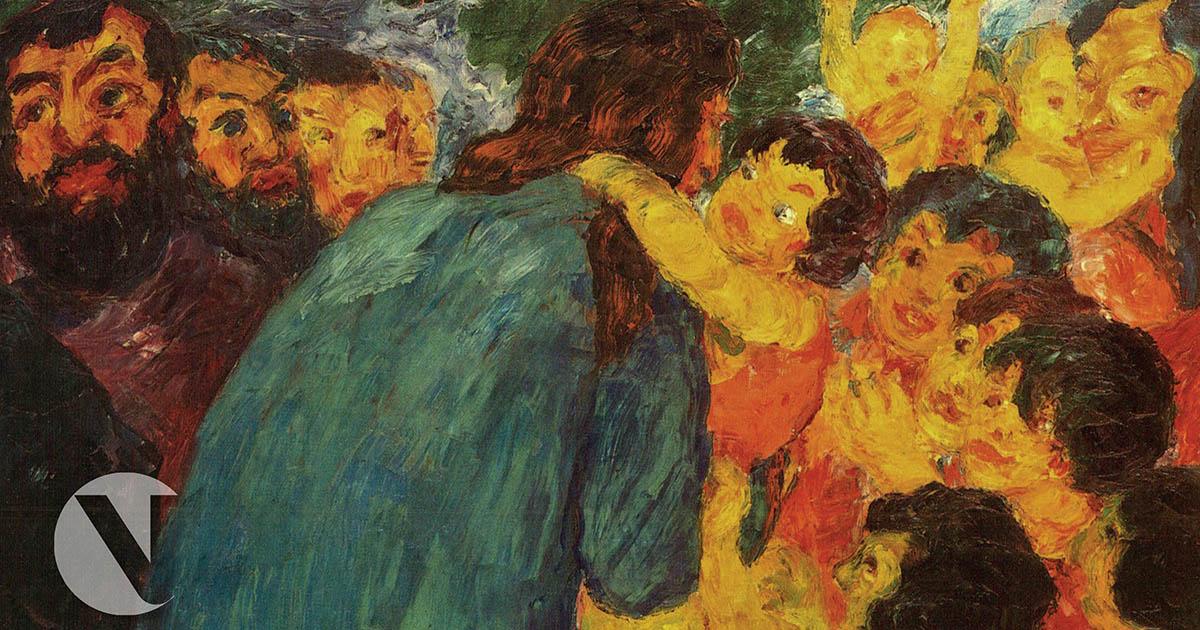 Jesucristo Evangelizador De Los Pobres