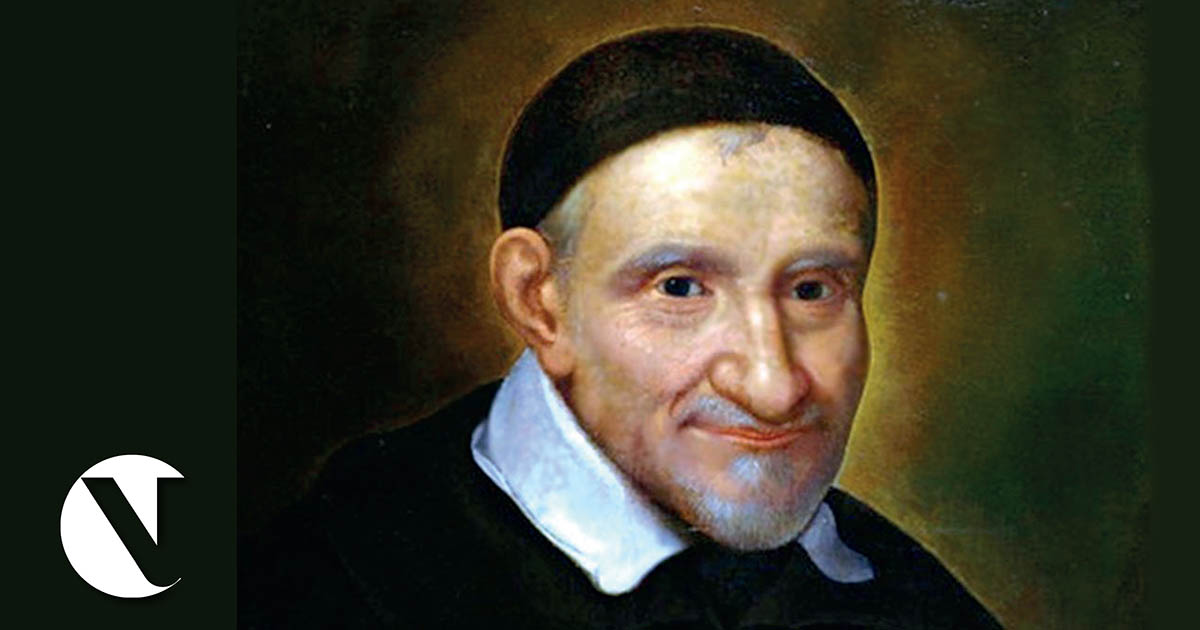 life of st vincent de paul